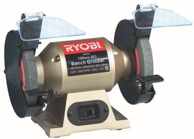 Ryobi - Bench Grinder 200 Watt 1/3Hp - 150Mm
