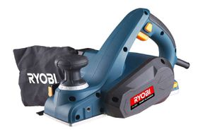 Ryobi - Hand Planer 82Mm PL-650 Watt 2Mm Doc 8Mm Rebate