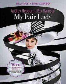 My Fair Lady (50th Anniversary Editio - (Region A Import Blu-ray Disc)
