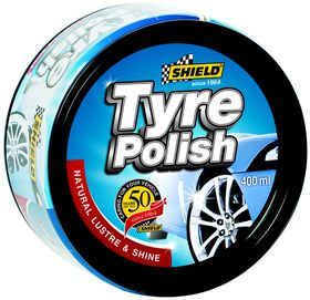 Shield - Tyre Polish 400ml