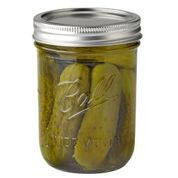 Ball - Wide Mouth 490ml Glass Jar