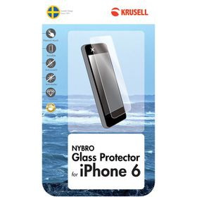 Krusell Nybro Glass Screen Protector for Apple iPhone 6/6S - Clear