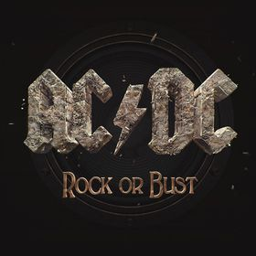 AC/DC - Rock Or Bust (Import Vinyl Record)