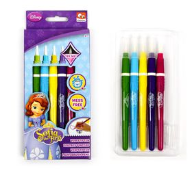Sofia The First Paintbrush - 5 Piece