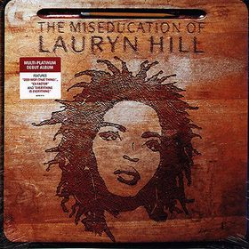 Lauren Hill - The Miseducation of Lauryn Hill (Import Vinyl Record)