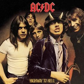 AC/DC - Highway To Hell (Import Vinyl Record)