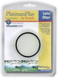 Sunpak 62mm UV Filter