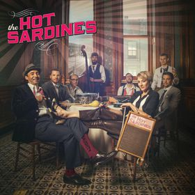 The Hot Sardines - The Hot Sardines (CD)