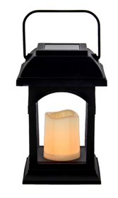 Nexus - Solar Lantern LED Candle Small