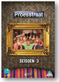 Proesstraat 3 (DVD)