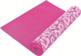 Medalist Deluxe Printed Yoga Mat - Pink