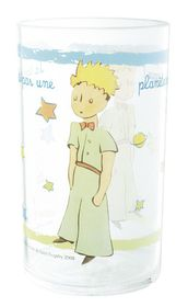 Petit Jour Paris - The Little Prince Clear Tumbler