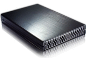 "RCT 3.5"" USB3 External Enclosure"