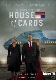 House of Cards Season 3 (DVD)