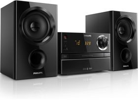 Philips BTM1360 Micro Music System With Buetooth