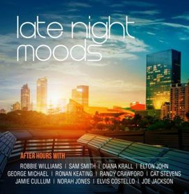 Late Night Moods - Various Artists (2CD)