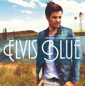 Erens In Die Middel Van Nerens - Elvis Blue (CD)