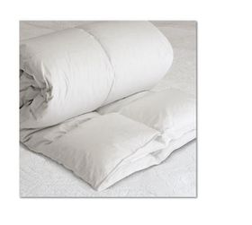 Royal Comfort - European Feather and Down Duvet - Size: Three Quarter