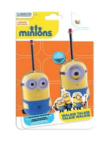 Minions Walkie Talkie Figures