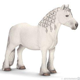 Schleich Fell Pony Stallion