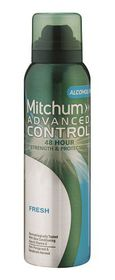 Mitchum Advanced Control For Men Aerosol - Fresh - 120ml