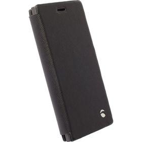 Krusell Malmo Flip Case for the BlackBerry Leap - Black