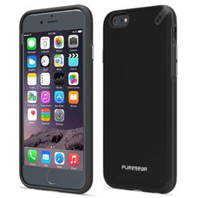 "PureGear Slim Shell 4.7"" Case for iPhone 6 - Black"