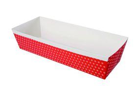 Eddingtons - Red Paper Loaf Pans - 900G