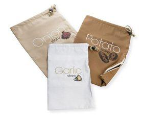 Eddingtons - Vegetable Store Bag - Set Of 3