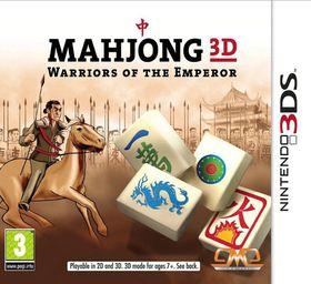 Mahjong: Warriors of the Emperor (3DS)