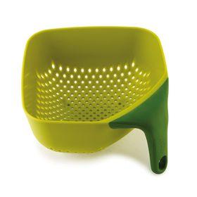 Joseph Joseph Square Medium Colander - Green
