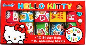 Hello Kitty Colour & Stick Box