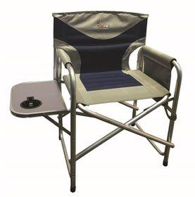 Impala - Padded Aluminium Directors Chair