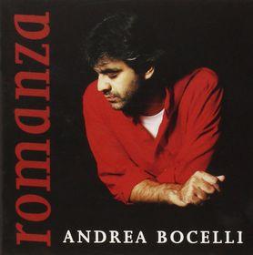 Andrea Bocelli - Romanza (2015 Remaster) (CD)