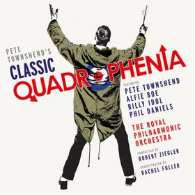Various Artists - Pete Townshed's Classic Quadrophenia (CD)