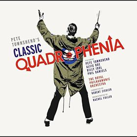 Various Artists - Pete Townshed's Classic Quadrophenia (Vinyl)