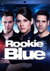 Rookie Blue Season 5 Volume 1 (DVD)