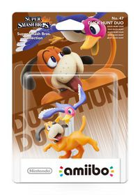 amiibo Super Smash Bros. Collection Smash DuckHunt 47