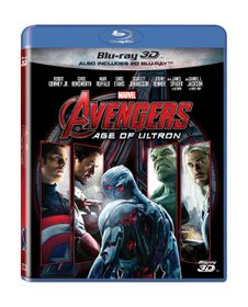 Avengers: Age Of Ultron (3D & 2D Blu-ray Superset)