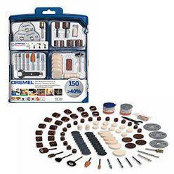 Dremel - Multipurpose Accessory Set - 150 Piece