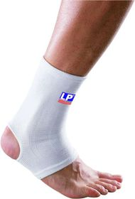 LP Support Ankle Support - White (Size: S)