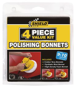Shield - Orbital Polisher Accessories - 4 Pack
