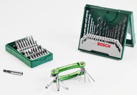 Bosch - 41-Piece Drill-Driver Set & Hex-Tool