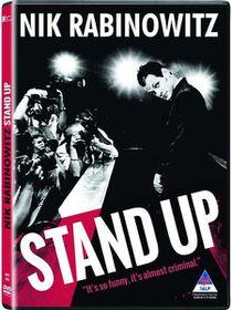 Nik Rabinowitz: Stand Up (DVD + CD)