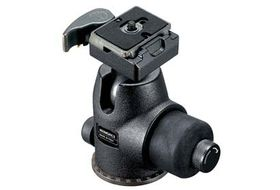 Manfrotto 468MGRC2 Hydrostatic Ball Head with RC2 System Black