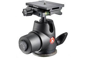 Manfrotto 468MGQ6 Hydrostatic Ball Head with Q6 Top Lock QR Black