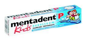 Mentadent P Toothpaste Kids Bubblegum - 50ml