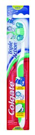 Colgate Toothbrush Triple Action