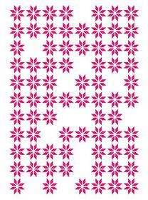 Couture Creations Mikashet Embossing Folder 5 x 7 - Random Daisies