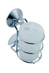 Wildberry Suction Cup Toothbrush Holder